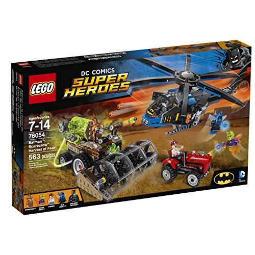 Lego Super Heroes Batman: Scarecrow Harvest of Fear 76054 by Lego