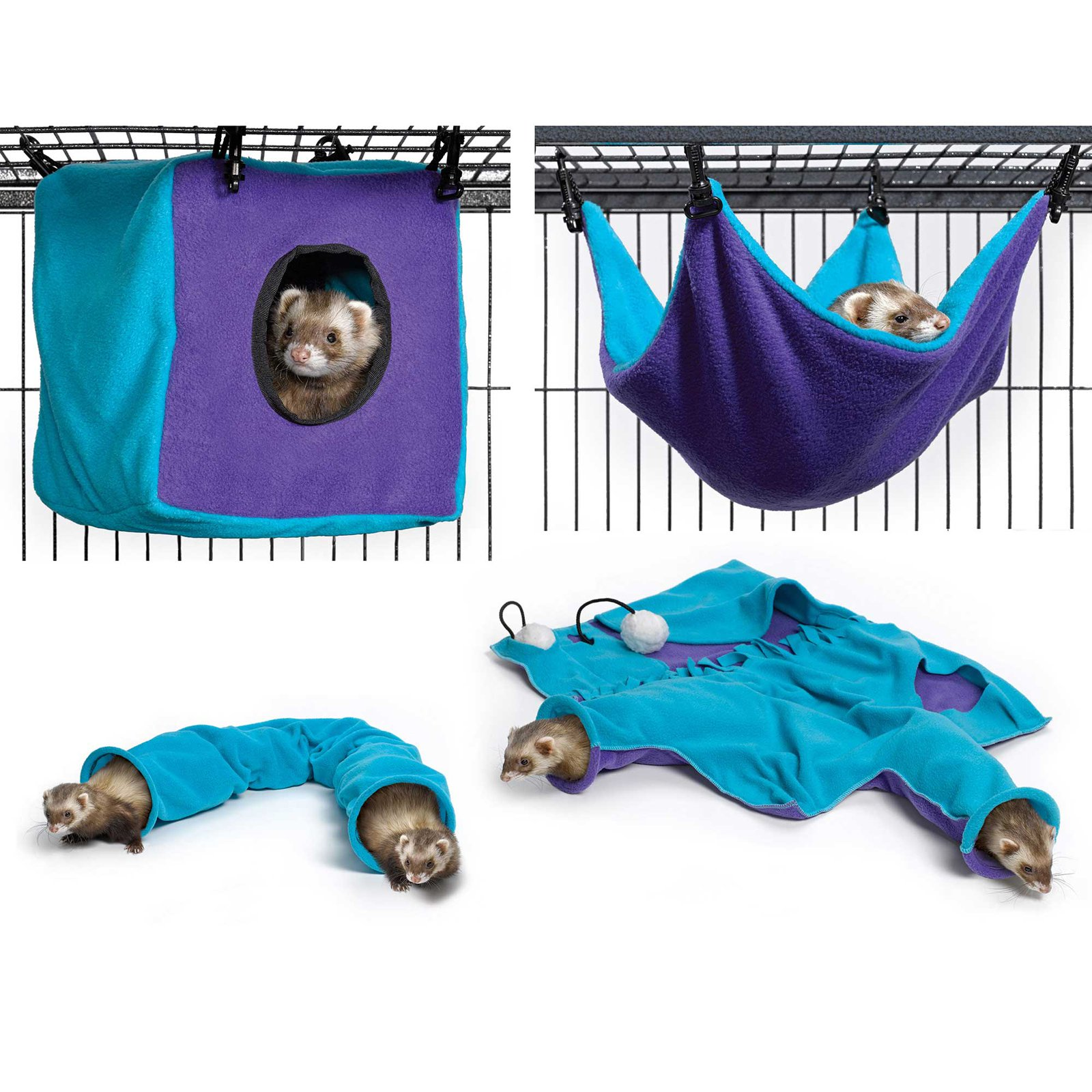 Midwest Homes for Pets Ferret/Critter Nation Accessory Kit 3
