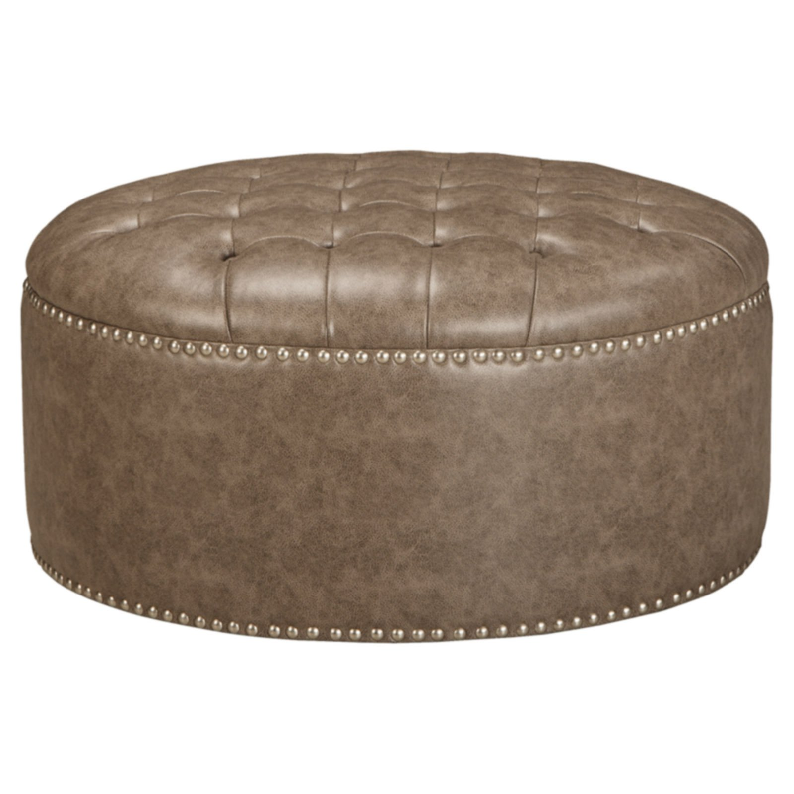 Signature Design by Ashley Wilcot Oversized Coffee Table Ottoman