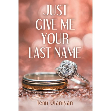 Just Give Me Your Last Name - eBook (Just Give Me Jewels)
