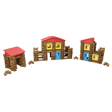 Maxim 270 Piece Tumble Tree Timbers Play Set
