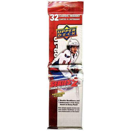 NHL 2009-10 Hockey Series 2 Trading Card Fat Pack