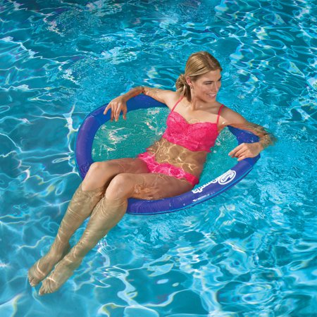 SwimWays Spring Float Papasan - Walmart.com