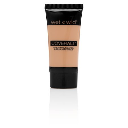 (2 Pack) wet n wild CoverAll Creme Foundation, Medium ()