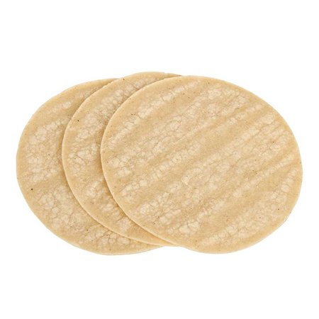 Mission Wrap - 6 PACKS : Mission Foods White Corn Tortilla, 4.5 inch -- 300 per case.