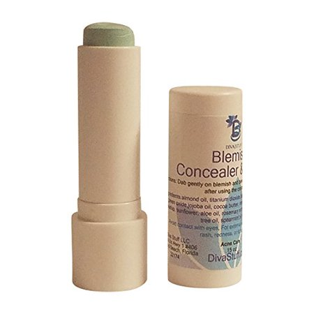 Blemish Concealer and Healer, Spot Cover and Treatment By Diva