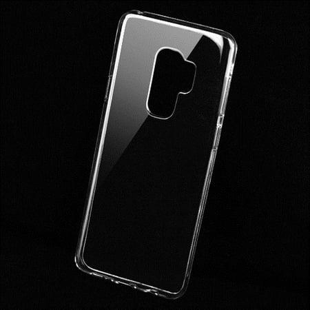 premium selection ec5ad 3c699 Samsung Galaxy S9 Plus Case, by Insten TPU Gel Transparent Case Cover For  Samsung Galaxy S9 Plus, Smoke