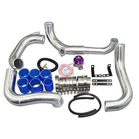 Intercooler Piping Kit + BOV for 89-99 240sx S13 Silvia Sr20det