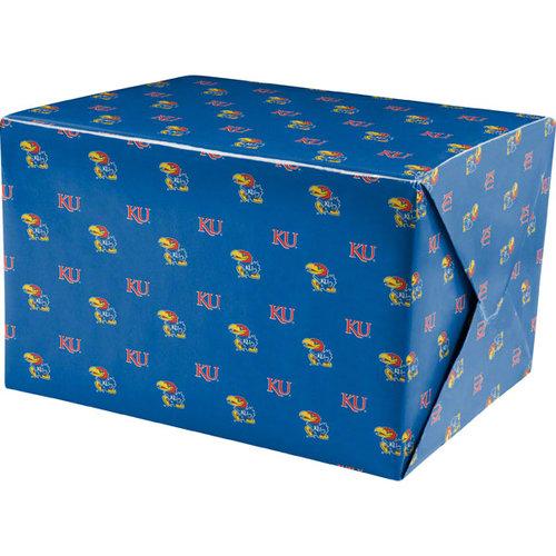 NCAA - Kansas Jayhawks Wrapping Paper