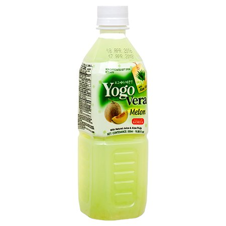 New 365547  Yogo Vera Drink Melon 16.9 Oz (20-Pack) Juice Cheap Wholesale Discount Bulk Beverages Juice