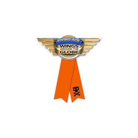 Disney Planes Award Ribbon - Disney Ribbon