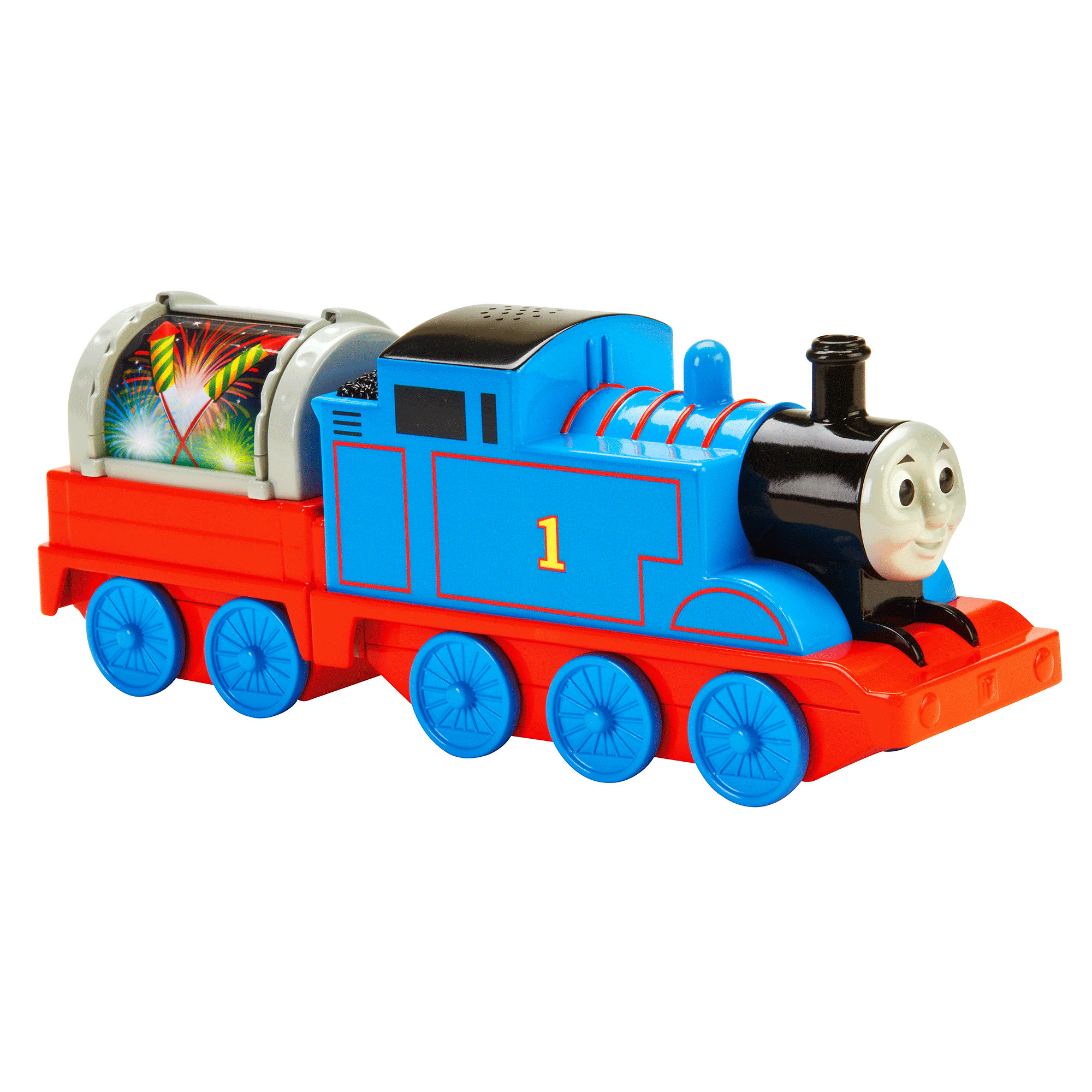 Fisher Price Thomas the Train Surprise Delivery Thomas by Mattel, Inc.