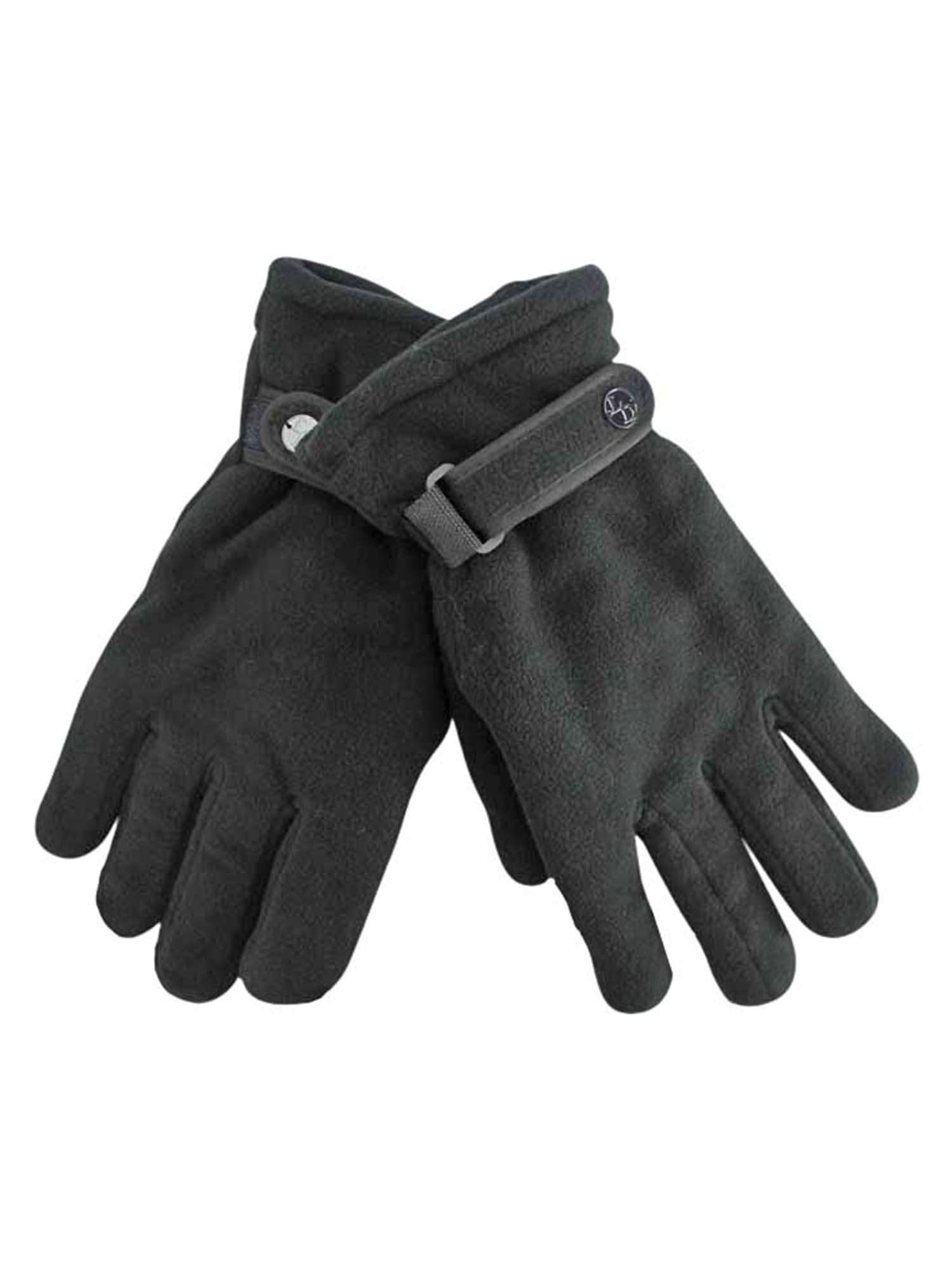 Polar Fleece Mens Thermal Insulated Gloves by Insulated Gloves