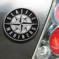 Seattle Mariners Auto Emblem - No Size