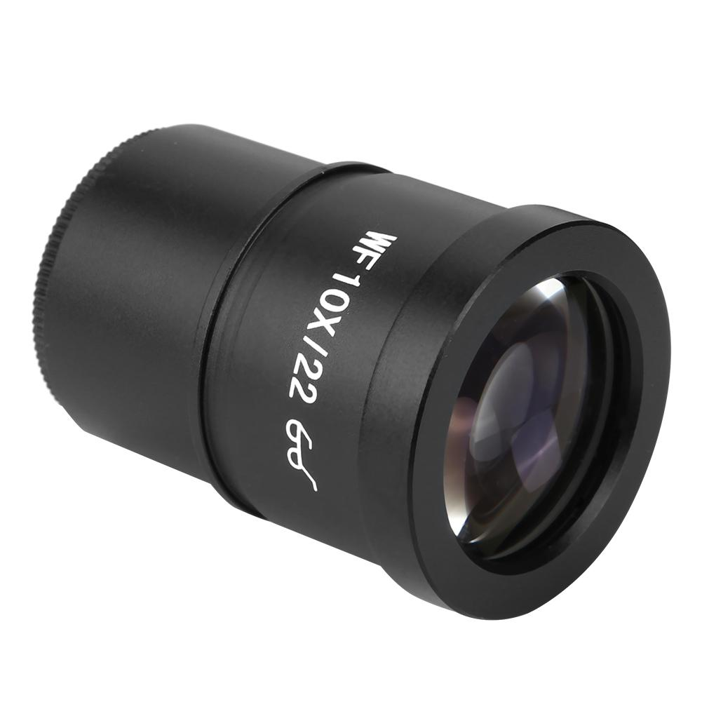 WF006G-b WF10X 22mm Wide-Angle Eyepiece Stereo Microscope Eyepieces Ocular Lens 30.5mm