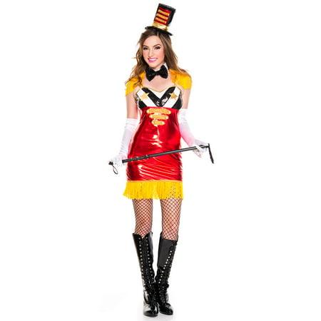 Sexy Show Star Circus Costume, Show Star Circus Costume - Country Music Stars Halloween Costumes