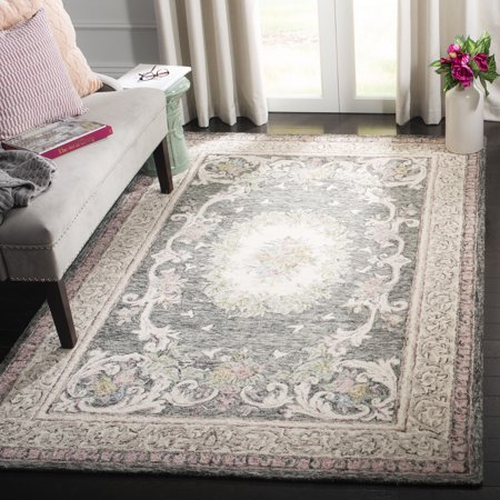 Safavieh Aubusson Sonam Floral Bordered Area Rug or -