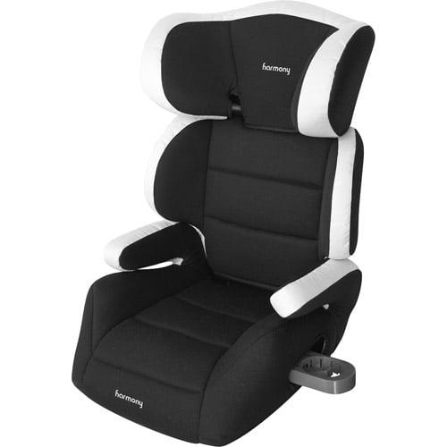 Harmony Juvenile - Dreamtime Comfort Booster Car Seat, Silver