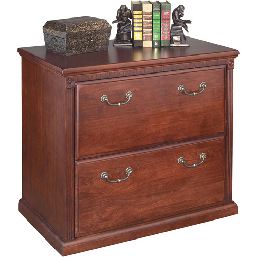Hayden Estate 2-Drawer Lateral File Cabinet, Multiple Finishes