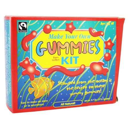 Glee Gum - Make Your Own Gummies Kit - 9.7 oz. - Make Up Your Own Superhero