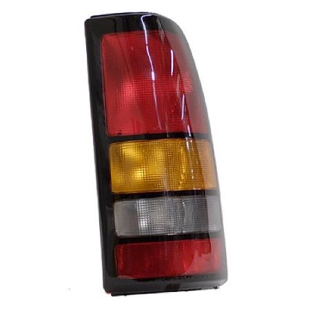 go parts 2005 2006 gmc sierra 1500 hd rear tail light. Black Bedroom Furniture Sets. Home Design Ideas