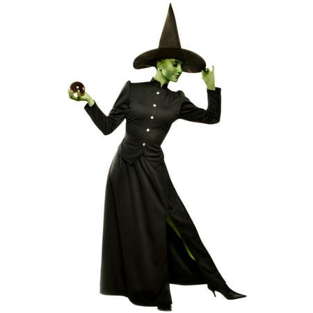 Evil Witch Costume (Evil Salem Witch Adult)