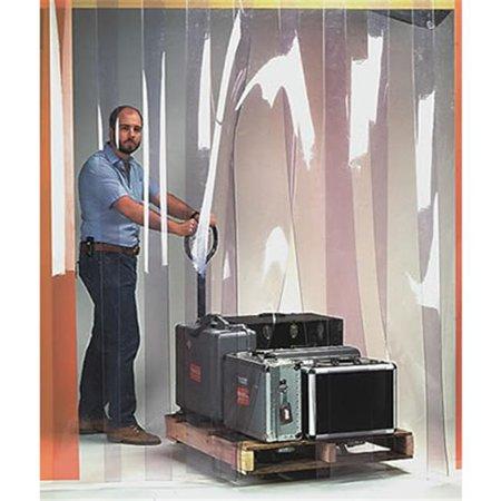 Wesco Industrial 171004 Strip Door Smooth Clear 12 x 8 -