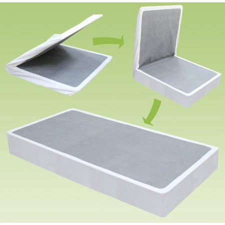 "Spa Sensations by Zinus 7.5"" Half-Fold Metal Box Spring, Full"