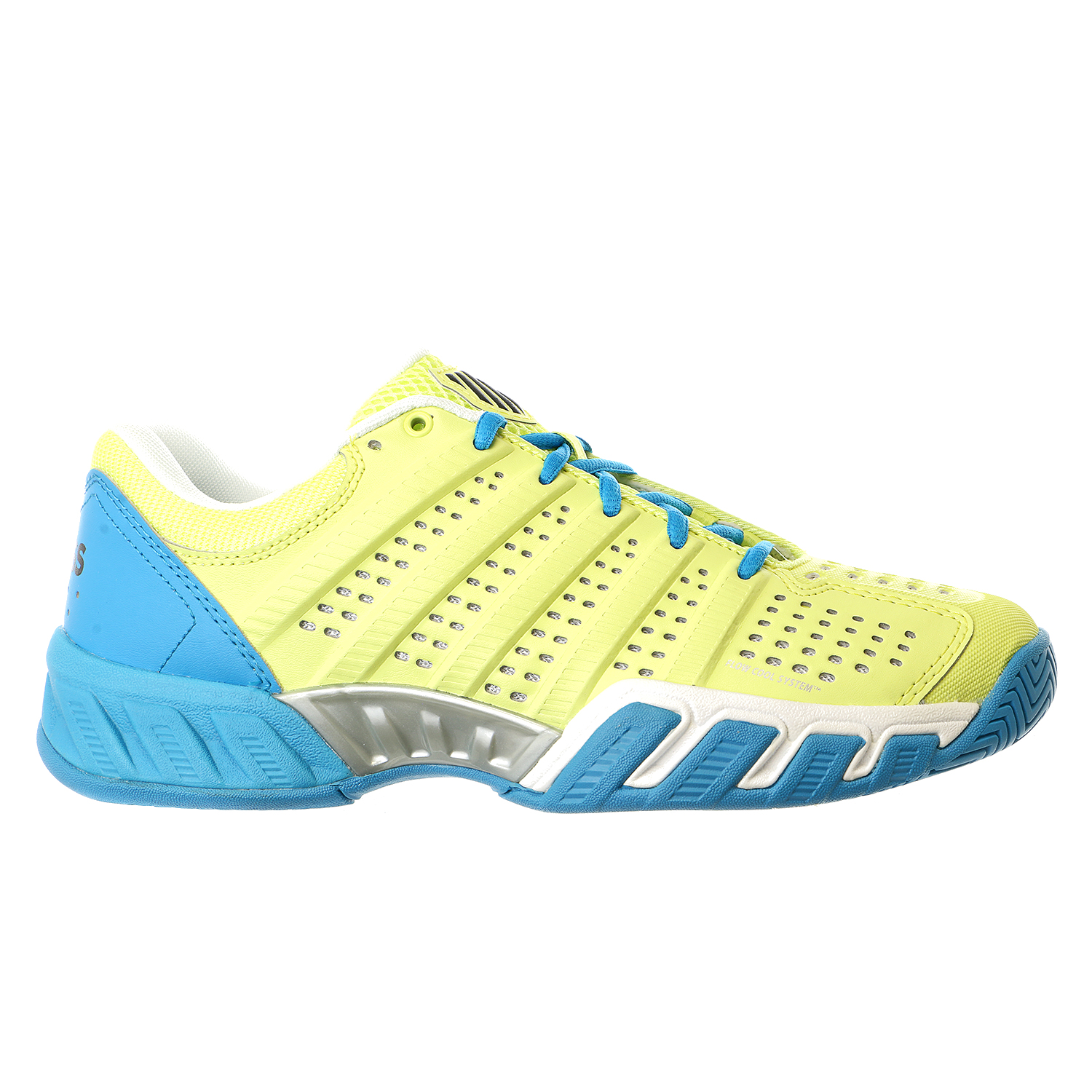 K-Swiss Bigshot Light 2.5 Lightweight Tennis Sneaker Shoe Boys by K-Swiss
