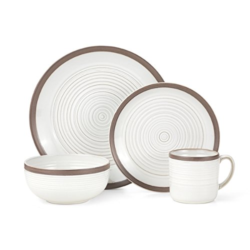 Pfaltzgraff Carmen White Stoneware 16 Piece Casual Dinnerware Set  sc 1 st  Walmart & Shop Home Furnishings at Walmart.com - Walmart.com