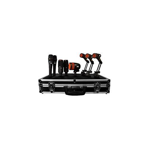Heil Sound HDK-8 Drum Microphone Kit by Heil Sound