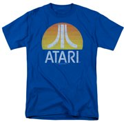 Atari - Sunrise Eroded - Short Sleeve Shirt - Large