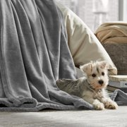 Bare Home Ultra Soft Microplush Velvet Blanket, Multiple Colors & Sizes