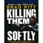 Killing Them Softly (Blu-ray + DVD + Digital Copy)