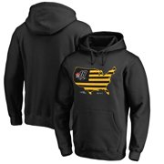 Kyle Busch Fan Nation Pullover Hoodie - Charcoal