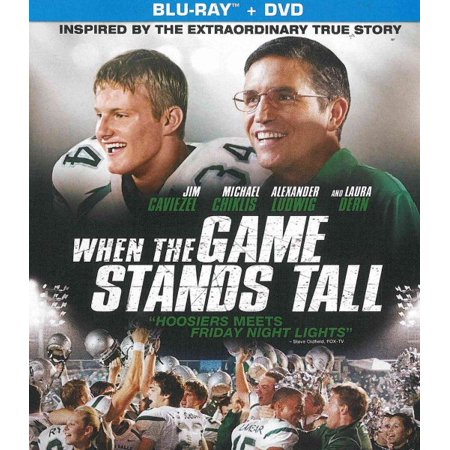 When the Game Stands Tall (Blu-ray) ()