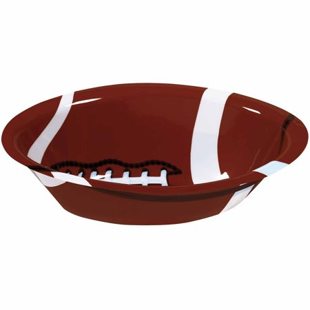 Game Day Football Fan Bowl (Football Snack Bowl)