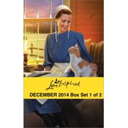 Love Inspired December 2014 - Box Set 1 of 2 - eBook