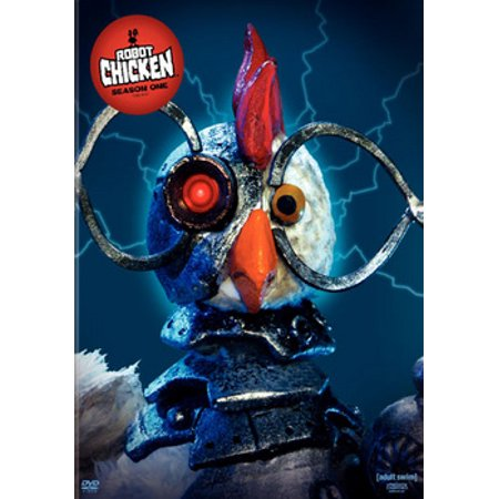 Robot Chicken: Season One (DVD)
