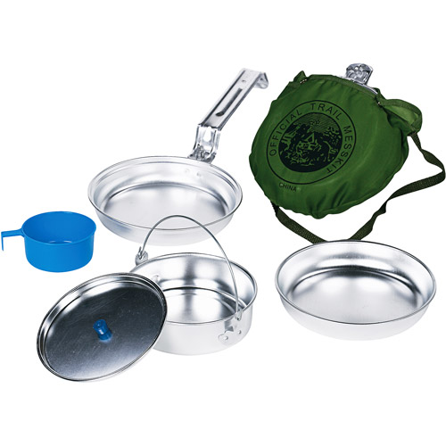 Wenzel Deluxe Mess Kit by American Recreational Products