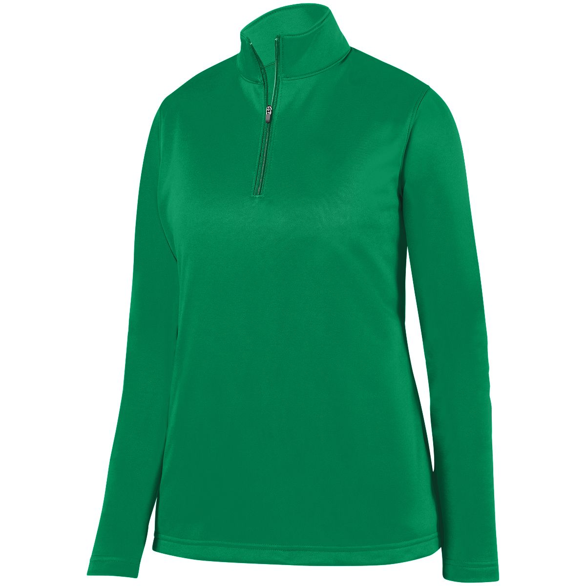 Augusta Ladies Wicking Fleece Pullover Kelly Xl - image 1 of 1