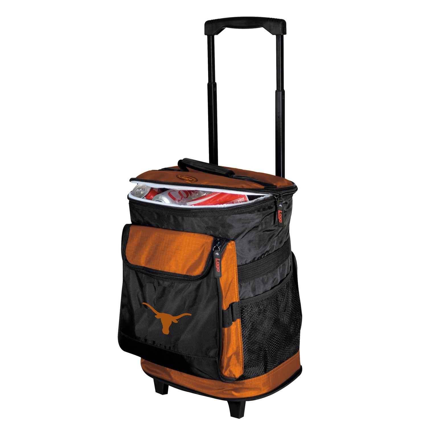 University of Texas Longhorns Rolling Cooler