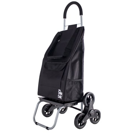 Olive Trolley - dbest products Inc Stair Climber Trolley Dolly, Black