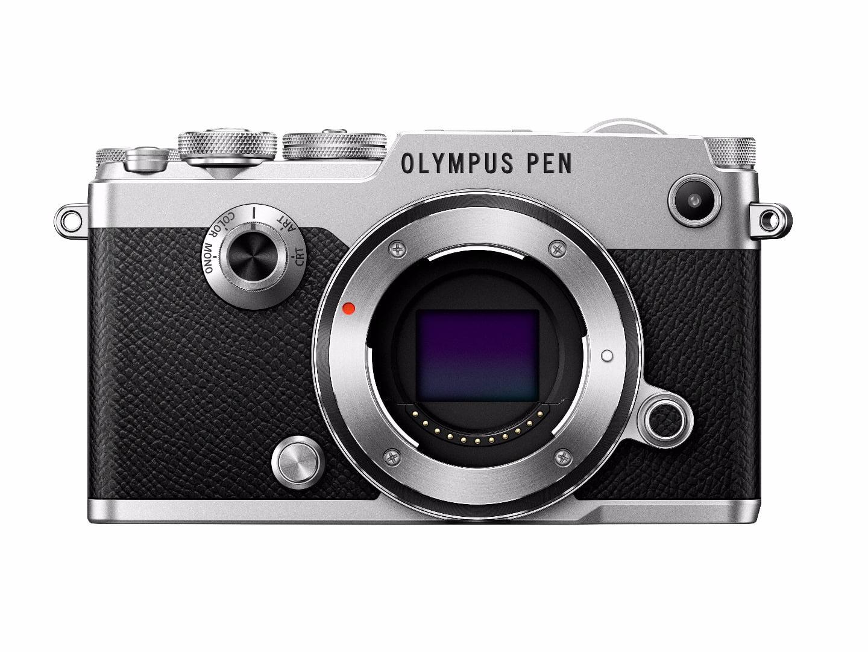 Olympus PEN-F Body-Only Silver by Olympus