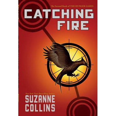 Catching Fire (Paperback) - Katniss Catching Fire