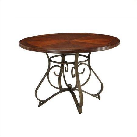 Powell Hamilton Dining Table, Cherry ()