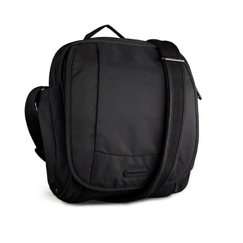 Pacsafe Luggage Metrosafe 200 Gii Shoulder Bag, Black, One Size
