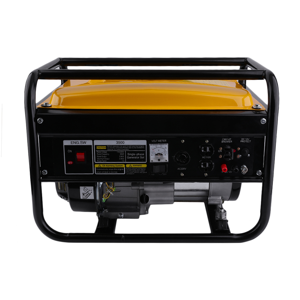 DS4000S, 3300 Running Watts/4000 Electric Gas Generator S...