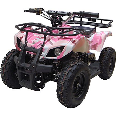 Outdoor Kids Children Sonora 24V Pink Mini Quad ATV Dirt Motor Bike Electric Battery (Outdoor Quad)