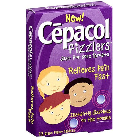 Cepacol Fizzlers